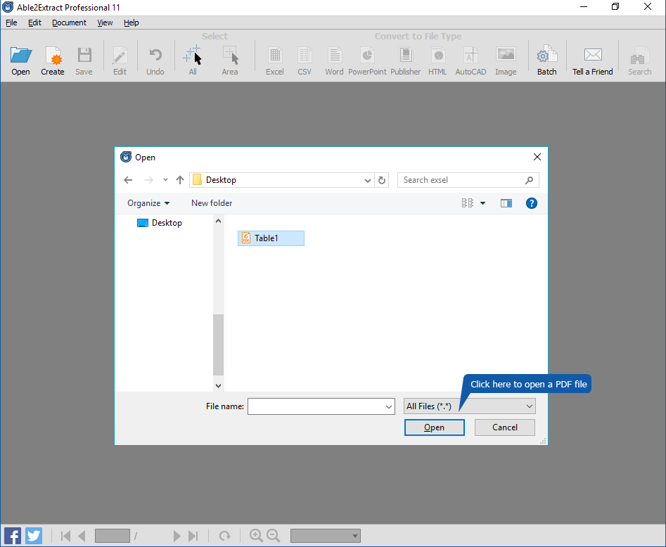 Download Able2extract Professional 11