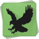 Black Bird Cleaner icon