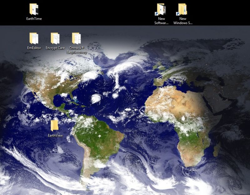 EarthView screenshoot 1