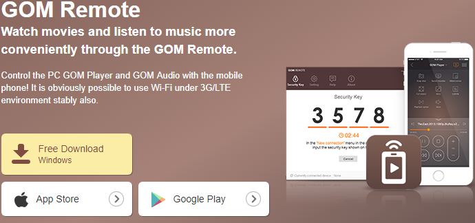 Gom Remote For Pc Windows 10 Download Latest Version 2020