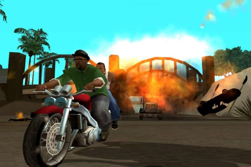 Grand Theft Auto (GTA): San Andreas screenshoot 1