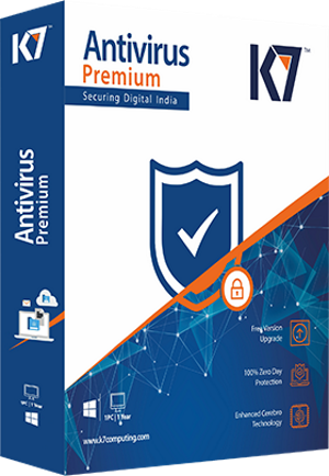 K7 Antivirus Premium screenshoot 1