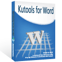 Kutools For Word icon