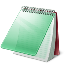 Notepad3 icon