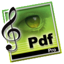 PDFtoMusic icon