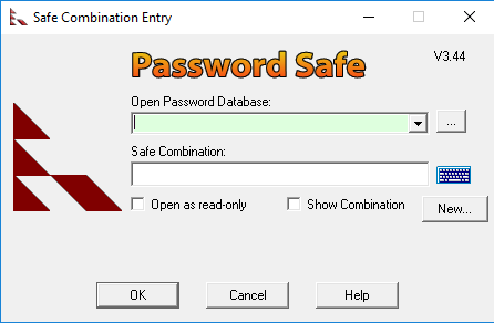 Password Safe screenshoot 1
