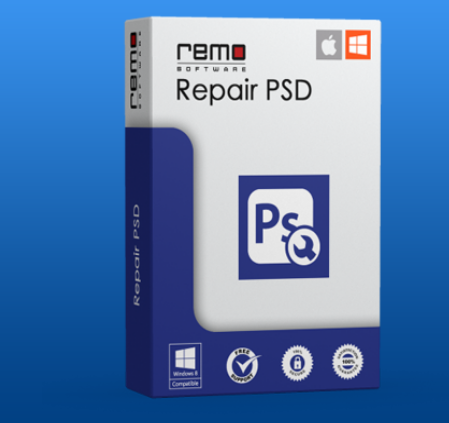 Remo Repair PSD screenshoot 1
