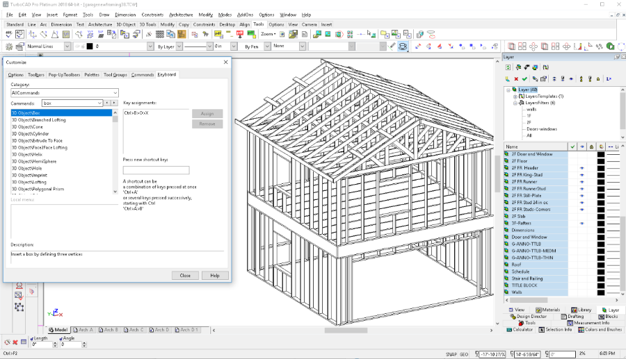 TurboCAD screenshoot 1