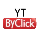 YouTube By Click icon
